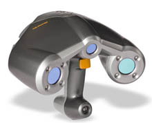 3D ZScanner 800