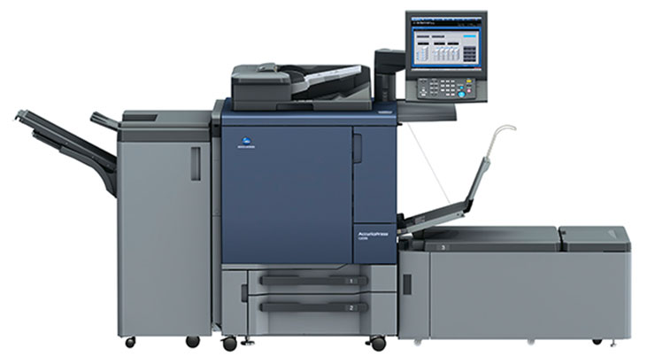 Konica Minolta Accurio Press C2070